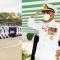 Rear Admiral Ovais Ahmed Bilgrami takes over as Commander Karachi