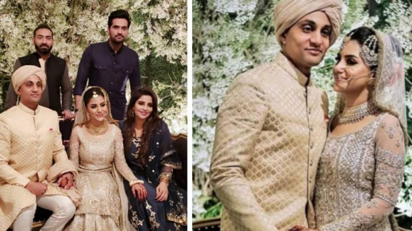 wedding bells sohai ali abro gets hitched to little master hanif mohammad s grandson 1616388993 3659 808x454
