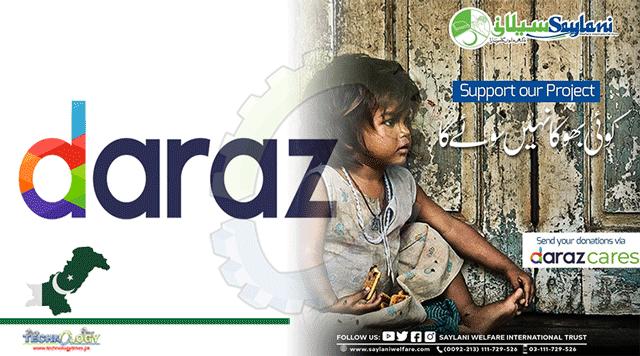 Daraz Supports PM Imran Khans Initiative Of Koi Bhooka Nahin Soye Ga