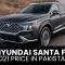 Hyundai Santa Fe 2021 Price in Pakistan