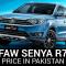 FAW Senya R7 Price in Pakistan