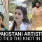Pakistani Artists Who Tied the Knot in 2021