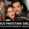 Famous Pakistani Siblings of the Entertainment Industry