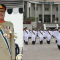 115TH MIDSHIPMEN AND 23rd SHORT SERVICE COMMISSIONING PARADE HELD AT PAKISTAN NAVAL ACADEMY