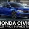 Honda Civic 2021 Price in Pakistan