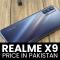 Realme X9 Price in Pakistan