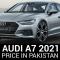 Audi A7 2021 Price in Pakistan