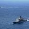 US Navy ship visits Pakistan & conduct naval drills with Pakistan Navy