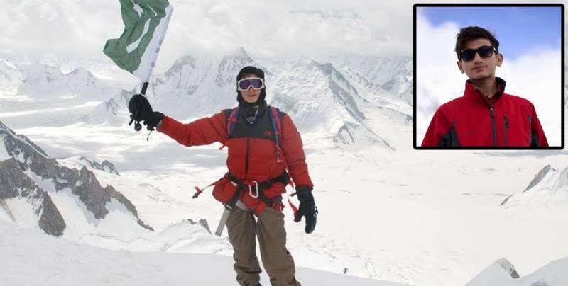 pakistani mountaineer shehroze kashif makes history 1563617225 5127