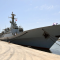 Pakistan Navy Ship ZULFIQUAR (with embarked helicopter) visits Tunis