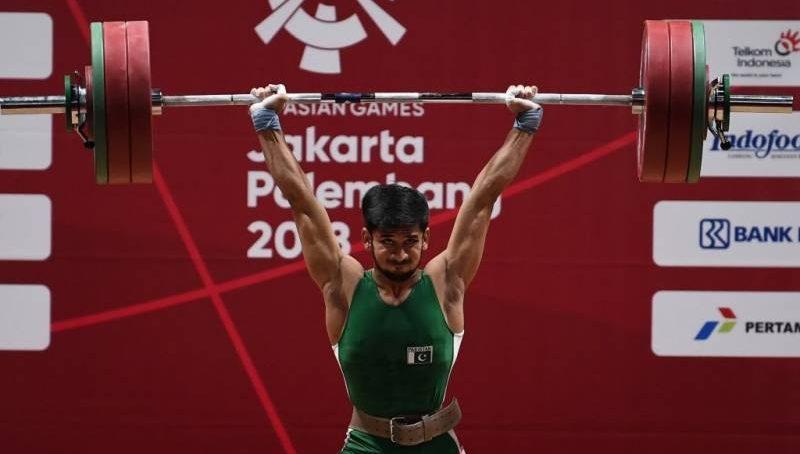 pakistani weightlifter talha talib nominated for olympic invitation slot 1624704999 1180 800x454