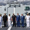 Pakistan Navy Ship Zulfiqar visits Saint Petersburg Russia to reaffirm growing PN-RFN collaboration