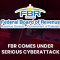 FBR Comes under Serious Cyberattack