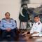 Iraqi Air Force delegation visits Air Headquarters