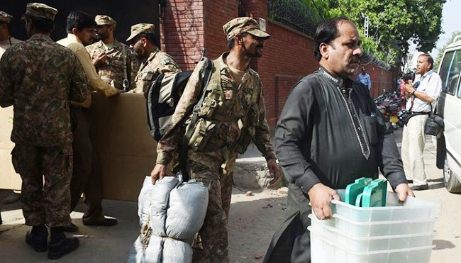 Army Election