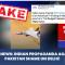 Fake News: Indian Propaganda against Pakistan Shame on New Delhi!