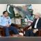Ambassador of Islamic Republic of Iran calls on Air Chief