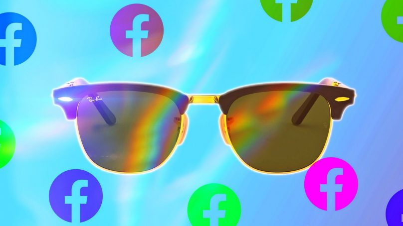 Facebook RayBan Making Smart Glasses 808x454