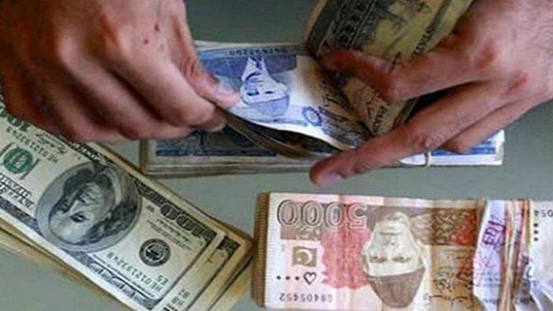 Rupee depreciates US dollar hitsrecord of Rs122 in interbank market 1280x720 808x454