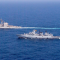 Pakistan Navy conducted trilateral Naval Drills with US & German Navy