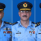 3 PAF officers promoted to the rank of air marshal