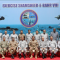 "Gen Nadeem Raza attends de-briefing session of war game ""SHAMSHEER-E-BAHR-VIII"""