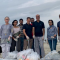 World Maritime Day: British Diplomat Cleans Karachi Beach